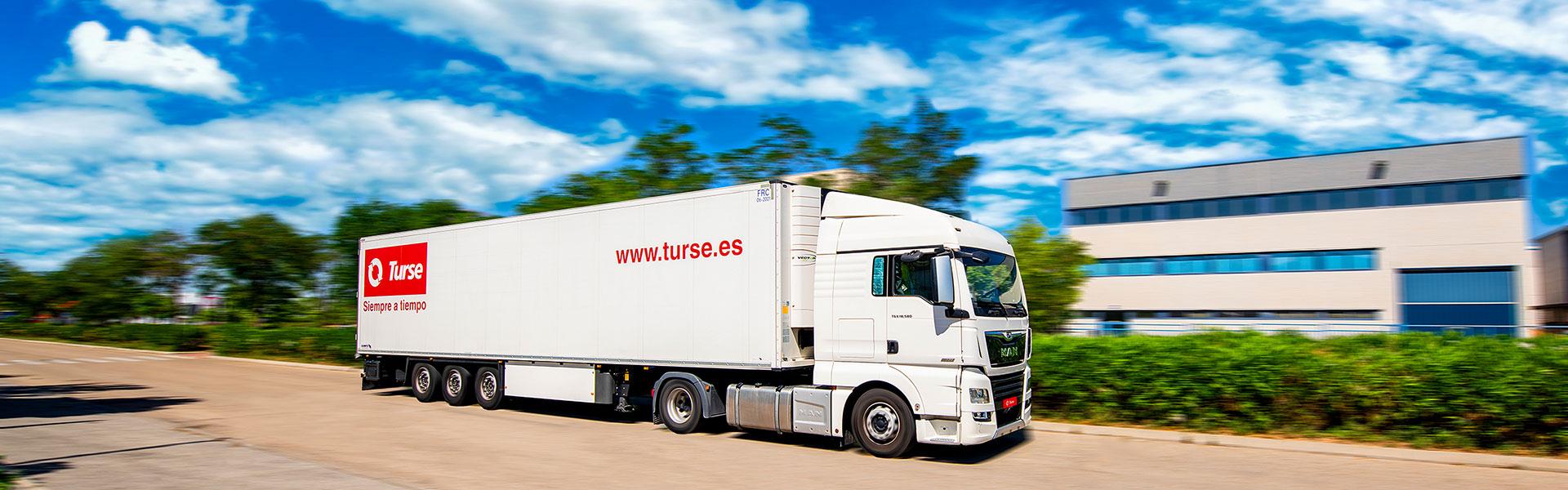 Turse - Empresa de transporte y logística